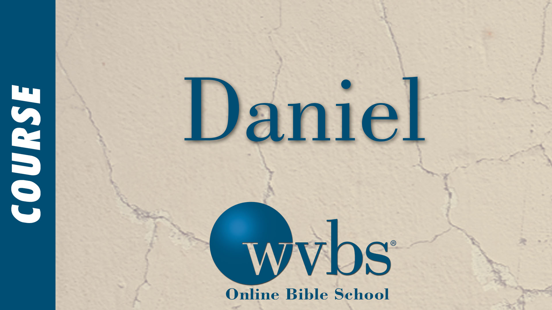Course - Daniel