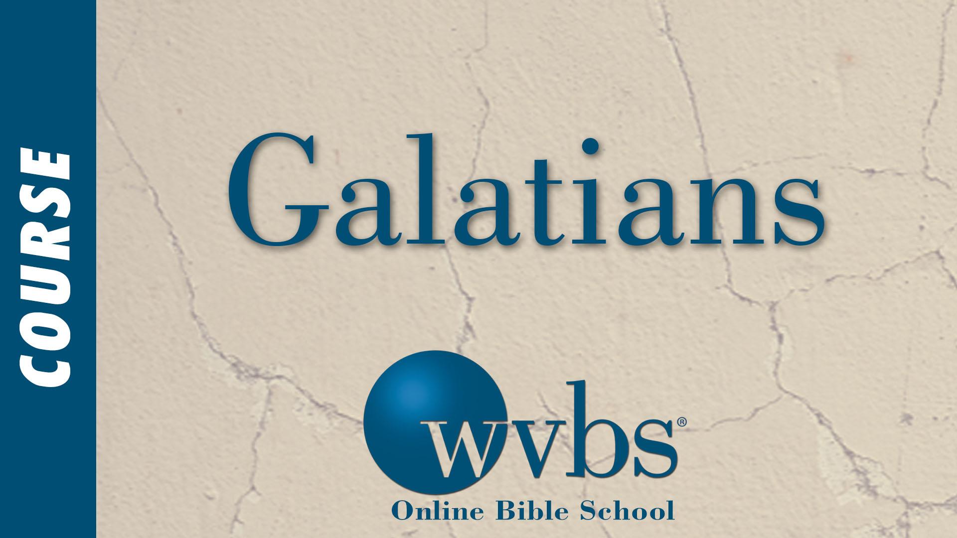 Course - Galatians