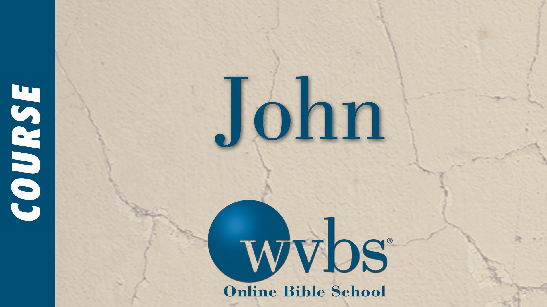 Course - John