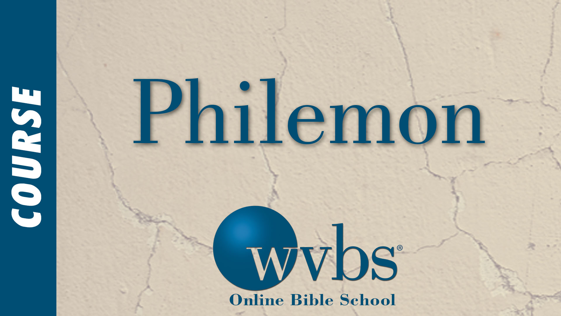 Course - Philemon