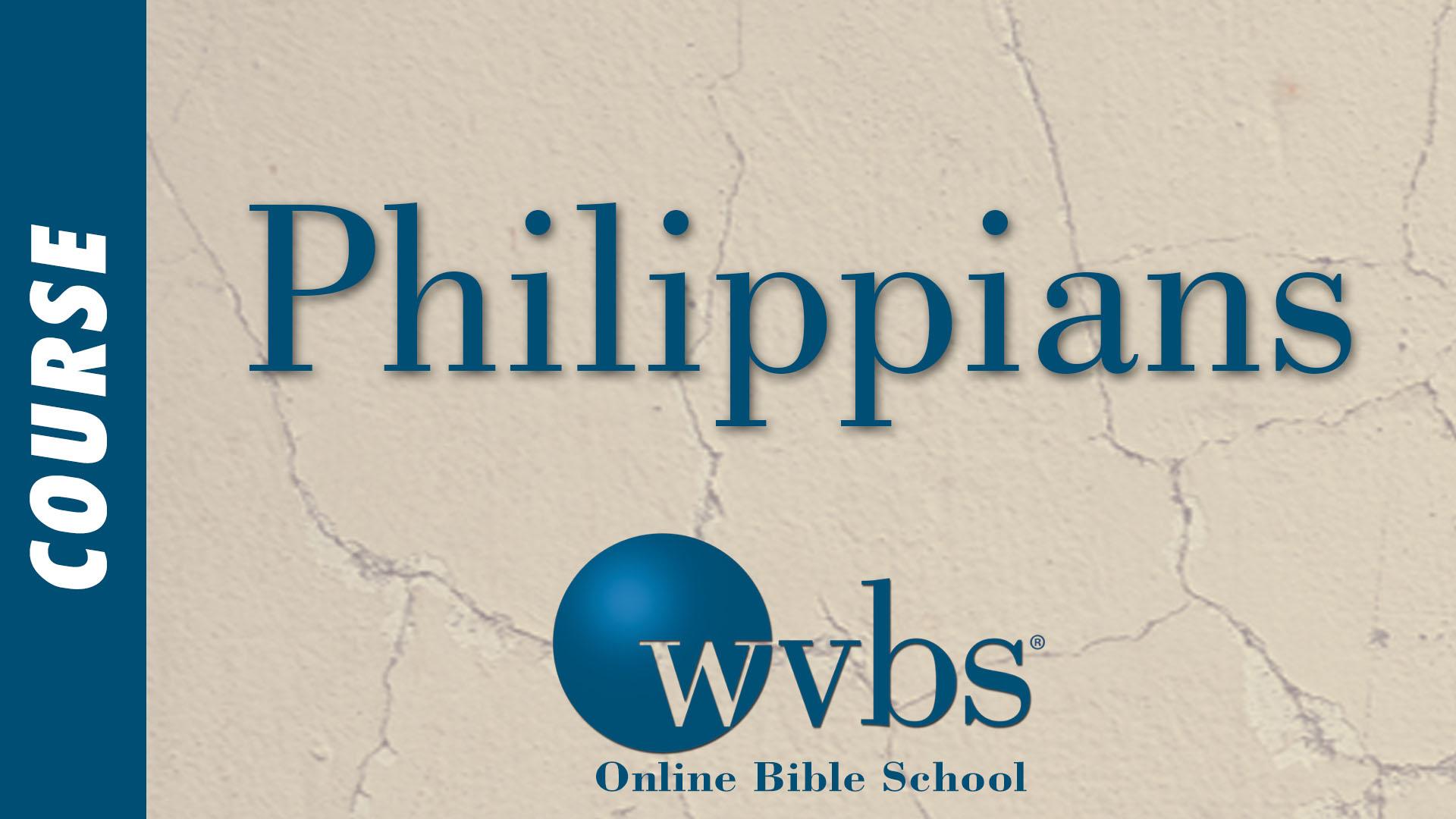 Course - Philippians