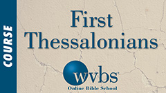 First Thessalonians